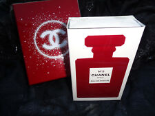 Chanel No 5 Red Limited Edition 100 ml EdP Roter Flakon in lackroter Chanel Box