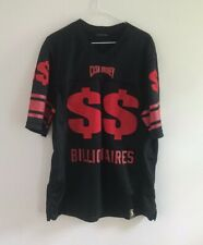 Cash Money Billionaires Jersey Shirt Lil Wayne Weezy Hip Hop Rap Records Hot Boy