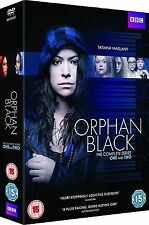 Orphan Black Complete Collection Series 1-2 DVD BoxSet Season 1 and 2 UK NEW R2