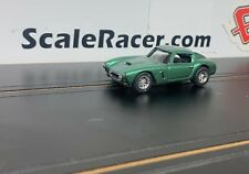 Green Metallic Ferrari Berlinetta Body for Aurora Dash,AW Tjet type Chassis