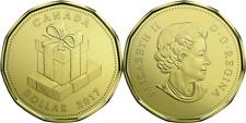 2017 Happy Birthday Gift $1 Dollar Coin Canada