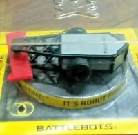 HEX Bug Battlebots - Mini Tombstone - New In Package Gift Robot Action Figure