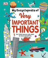 My Encyclopedia of Very Important Things by DK, NEW Book, FREE & Fast Delivery,