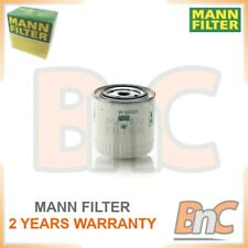 GENUINE MANN-FILTER OPERATING HYDRAULICS OIL FILTER