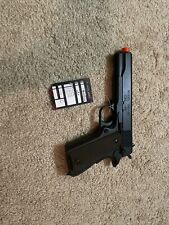 New listing (Brand New) Airsoft M1911A1 Pistol Grey WW2