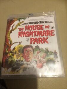 THE HOUSE IN NIGHTMARE PARK BLU-RAY NEW SEALED FREE FIRST CLASS POSTAGE