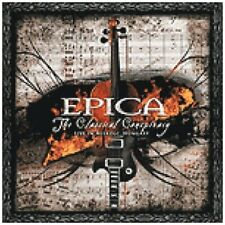Epica - The Classical Conspiracy (NEW CD)