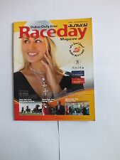 Dubai Duty Free Race day Magazine – June – September 2012  £9.99 New  Free P & P