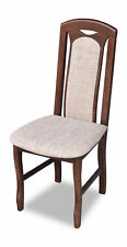 Luxury Design Pads Chair Chairs Seat Lehn Office Office Dining Room Solid Wood