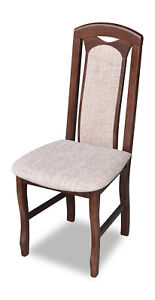 Luxury Design Pads Chair Chairs Seat Lehn Office Dining Room Solid