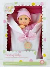 Bundle of Joy Bunting Baby Doll 2007 Goldberger Doll Co No. 21420 NEW