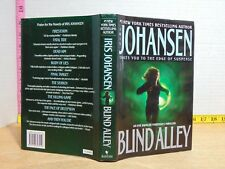 Blind Alley by Iris Johansen (2004, Hardcover) BCE