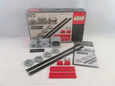 LEGO plaque Convertisseur 1x2 jaune 5 pièces 872 #
