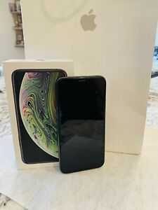 Apple iPhone Xs - 256GB - Space Gray - Unlocked - A1920 - NTAL2LL/A
