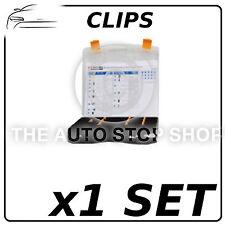 Puerta Panel Clips Para Coches Tipo Renault Avantime-Master 340 Piezas 1 Set