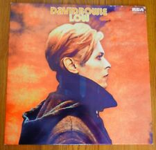 david bowie rock vinyl album