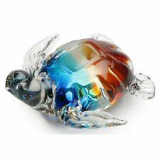 Colorful Glass Sea Turtle