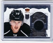 13-14 2013-14 CROWN ROYALE TANNER PEARSON HEIRS TO THE THRONE JERSEY TP KINGS