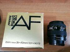 NIKON AF 35-70MM F/3.3-4.5 in ottime condizioni