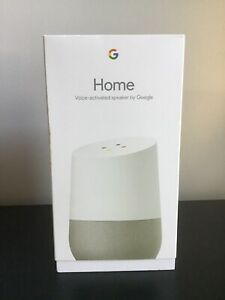NEW GOOGLE HOME Voice Activated Smart Speaker Virtual Assistant