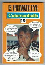 Private Eye's Colemanballs 10 Corgi 2000 Paperback Edition Good Condition
