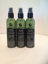 LOT OF 3 Zerran RealLisse Amazon Oil treatment for all hair types - 4 oz 3 PACK