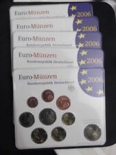 Pièces euro d'Allemagne Année 2006