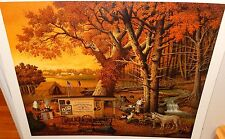 "CHARLES WYSOCKI ""THE MEMORY MAKER"" LIMITED EDITION PENCIL SIGNED LITHOGRAPH"