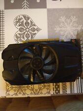 GeForce GTX 1050TI, Grafikkarte 4GB, TOP