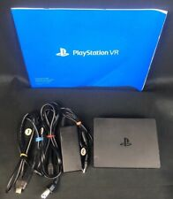 Sony PlayStation VR Processor Unit with Cords CUH-ZVR2 2nd Gen Working PS4 OEM