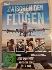 Zwischen den flügen pidax 2 DVD s Wie Neu Kult TV Serie
