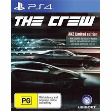 The Crew - Limited Edition (Sony PlayStation 4, 2014)