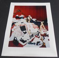 Photo Andre Rau - Céline Dion - Tirage argentique d'époque 1998 -