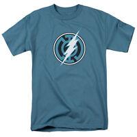 Green Lantern BLUE LANTERN FLASH Licensed Adult T-Shirt All Sizes
