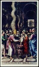 "santino-holy card""""ediz. EB-n.2/351 CIRCONCISIONE DI GESU'"