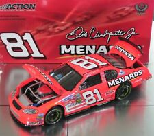 Dale Earnhardt Jr. #81 Menards 2005 1/24 Scale NASCAR Diecast