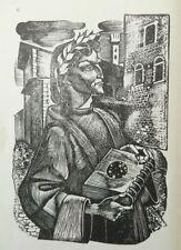 ****** MICHEL JAMAR XYLOGRAPHE... - DANIEL MEYER - GRAVURES SUR BOIS - E. O.1952