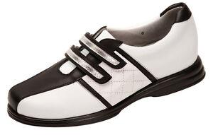 Sandbaggers Golf Shoes: Bright Star Black