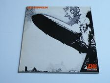LED ZEPPELIN I LP UK ATLANTIC 1969 PLUM LABELS A1 / B1 EARLY PRESSING GREY STRIP