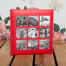 LONDON MONTAGE - 6x4 Memo 200 Photo Album - GREAT TRAVEL JOURNAL
