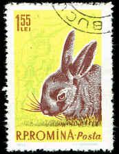 Scott # 1432 - 1961 - ' Rabbit, Hunter With Dog '