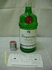 """Tanqueray Gin - 14"""" Inch / 300 cL Glass Advertising Dummy Display Bottle *NEW*"""