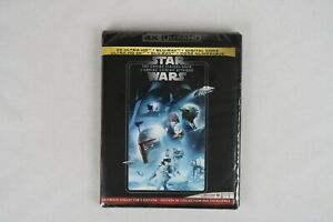 Star Wars: Episode V: The Empire Strikes Back ($K UHD, 1980) READ DESCRIPTION !