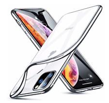 "Funda Carcasa Gel Silicona Transparente Para iPhone 11 Pro Max XI Pro Max 6.5"""