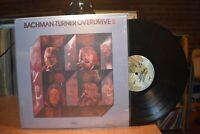 Bachman-Turner Overdrive II LP Mercury SRM-1-696 Stereo