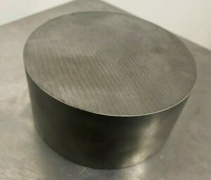 4-1/4 in Steel Round Bar 1144  High-Strength  2 in Long Stressproof