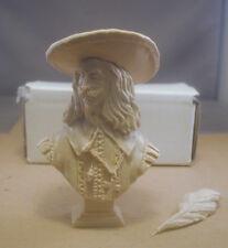 1/9 Scale Resin Bust Kit King Charles I English Civil War 1642