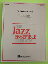 I'll Take Romance, arr. Frank Mantooth, Big Band Arrangement