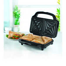Salter 900W Deep Fill Sandwich Toaster Panini Press Kitchen Health Grill Griddle