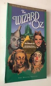 FACTORY SEALED OST THE WIZARD OF OZ ENTIRE MUSICAL SCORE DELUXE ED 2CD LONG SET